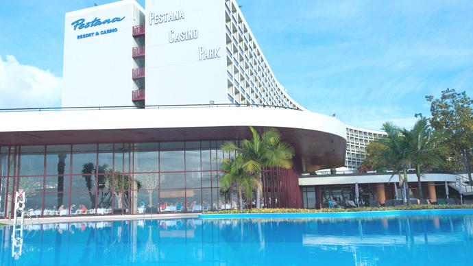 casino park hotel madeira reviews